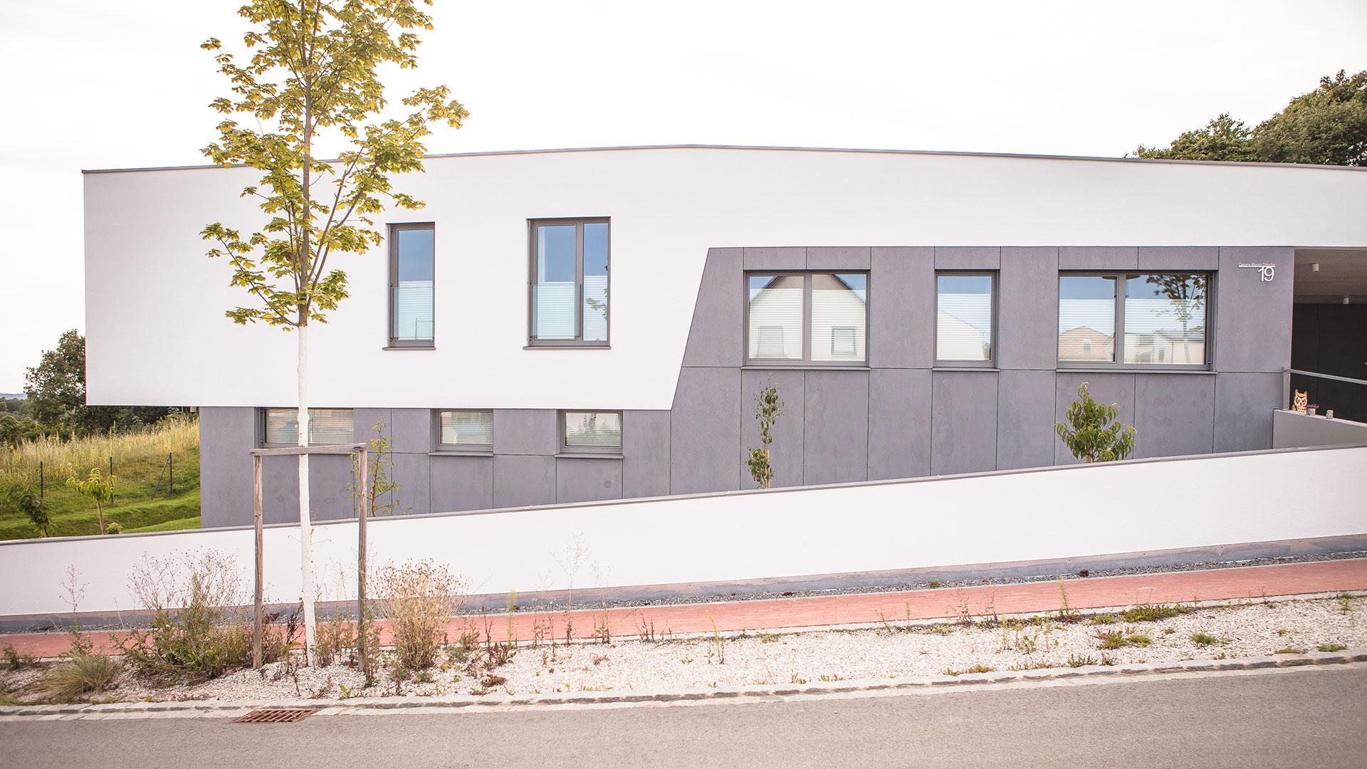 plusEnergieArchitektur Energieeffiziente Architektur